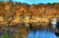 Morning at Little River Canyon, Alabama